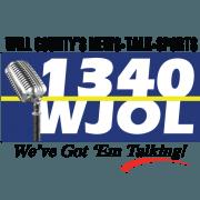 1340 WJOL Logo